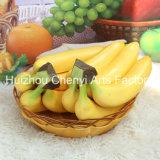 Fruta Artificial De Banana Principal De 5 Frutas