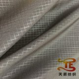 Polyester-Rohseide-Gewebe geprägtes konstantes Gewebe des China-Gewebe240t