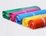 Kundenspezifisches Firmenzeichen-kundenspezifische Plastikeilbote-Beutel mit niedrigem Preis