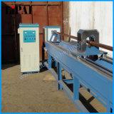 Tipo horizontal CNC que endurece la herramienta de máquina para el tubo del tubo