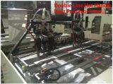 Máquina de fabricação de sacos de PE pesados da selagem da faca do vôo
