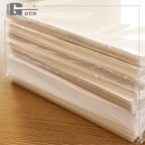 Feuille en plastique matérielle de PVC de qualité pour la fabrication de carte