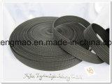 """tessitura nera di 600d 2 """" pp per gli accessori del sacchetto"""