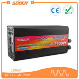 Inversor de la CA de la C.C. del precio de fábrica de Suoer 12V 220V 2500W (HAD-2500A)