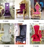 Muebles clásicos del hotel de la sala de estar de la silla del banquete