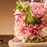 Fiore reale di 100% per il regalo di giorno del biglietto di S. Valentino