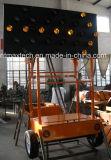 Type de treuil monté sur remorque Signalisation de trafic Signal de carte économique et sans entretien