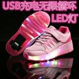 De nieuwe Schoenen Shoes/LED van de Kleur van Moer van de Stijl Toevallige/de Schoenen van de Manier