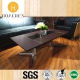 緩和されたガラス(Ca02)が付いている中国の家具のコーヒーテーブル
