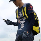 La Banca mobile di potere di corsa 3000mAh del proiettore del LED delle batterie portatili del polimero per il cellulare