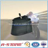 A fábrica distribui a câmara de ar interna 3.00-17 da motocicleta natural e butílica