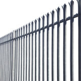 2018 China Fabricante Fornecedor de WD Pale Palisade Fence (WPF)