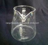 Taza de té hecha a mano del vidrio de Borosilicate