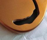 Металлическое золото 2 тело баса p шнура ольшаника 4 части