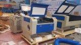 Gravure de laser/machine de découpage certifiées par ce/inscription