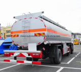 Dongfeng 3 eixos 25000 do depósito de gasolina do transporte do petróleo litros de caminhão de petroleiro