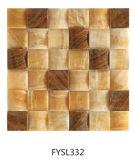 стена ванной комнаты мозаики 300*300mm мраморный и плитка пола (FYSL377)
