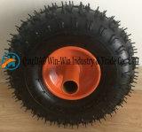 4.10-4 압축 공기를 넣은 팽창식 고무 바퀴
