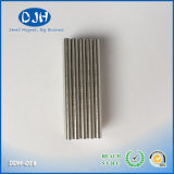 Durchmesser 6 * Neodym-Magneten der Stärken-0.8mm permanente des Grad-N35