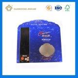 Caixa do pacote do champô com desaparecimento UV (impressão do cartão do ouro)