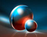 lentes óticas Plano-Convex revestidas do vis-Nir (PCX) de 785nm Mgf2