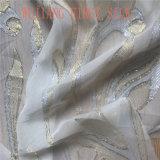 Tissu Chiffon en soie de Lurex, tissu en soie de Lurex Ggt, tissu en soie de Lurex Georgette