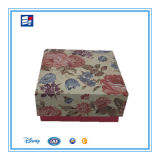Fiore/vino/caramella/estetica/monili/candela/casella di carta impaccante