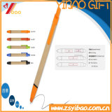 Custom Lodo Business Gifts Office Supply Stylo à bille avec logo de l'entreprise (YB-HD-19)