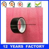 cinta de la película de Polyimide del negro del silicón de 0.125 milímetros