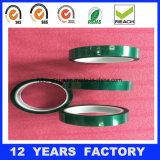 Isolierungs-schützen grüner Polyester-Lack Film-Haustier-Band