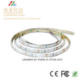 DC12V 24V flexibler RGB Streifen SMD 5050 30 LED pro Messinstrument