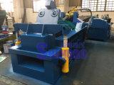 Sucatas do alumínio e do cobre que empacotam a máquina (fábrica)