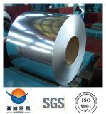Bobina de aço laminada a alta temperatura do material de construção com certificado do GV