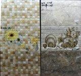 Azulejo interior de cerámica de la pared del cuarto de baño para 200X300m m, 250X400m m, 300X600m m