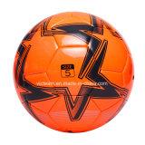 Шарик футбола волокна мирового класса изготовленный на заказ логоса микро-