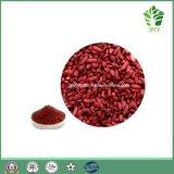 Biologisches Lebensmittel, das roten Hefe-Reis-Hersteller färbt