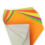 Selbstklebender Cloured Papieraufkleber