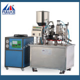 Fulukeの半自動か自動接着剤のプラスチック/アルミニウム管の詰物およびシーリング機械