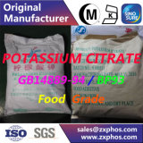 Citrate de potassium d'additif alimentaire