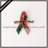 Pin эмали сувенира для оптовой продажи (BYH-101181)