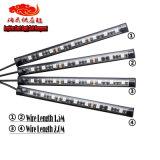 모형 No. 1250 5050-9SMD 12V 자동 LED 장식적인 대기권 램프