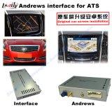 Auto androide GPS-Navigations-videoschnittstellen-Kasten für Cadillac Druckluftanlasser, Xts, Srx, Cts, Xt5, Aufsteigen-Noten-Navigation Chevrolet-Malibu (STICHWORT-SYSTEM), WiFi, Mirrorlink