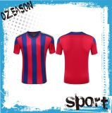 Custom Design Logo et Pattern Soccer Jersey Football Uniforme Chemise et Shorts