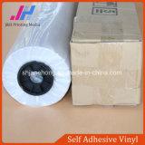 Vinilo auto-adhesivo mate material del PVC