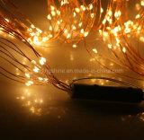 160 светов медного провода шнура светов гибкой Bendable Multi стойки СИД звёздных для патио садов