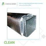 Glaswolle-Isolierung für Luftkanal