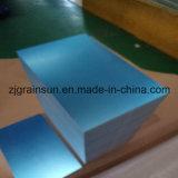 Aluminiumplatte mit dem Film oder dem Papier