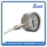 Termometro lungo popolare del gambo - termometro di Bimeter - termometro con precisione elaborato