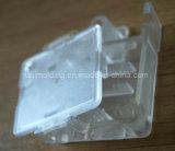 Kundenspezifischer Plastikkasten durch Plastic Injection/Quadrat-Plastikkasten mit freier Einlage