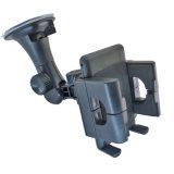 360 girar o suporte do telefone do carro do carrinho do suporte da montagem do pára-brisa da sução